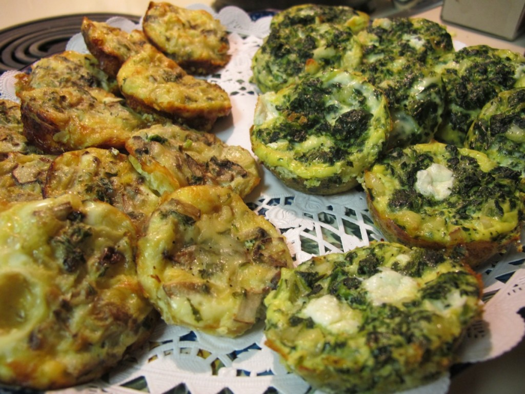 Blog archive a recipe for you mini crustless for Quiche not setting